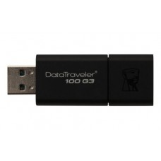 Kingston DataTraveler DT 100 G3 16GB USB 3.0 Flash Drive
