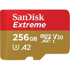 SanDisk Micro SD Extreme A2 256GB R160 W90
